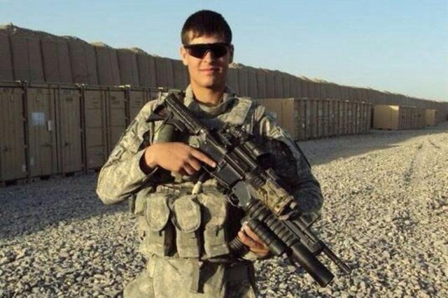 Ex-soldado do exército norte-americano é preso em Viamão Divulgação/Brigada Militar