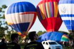 27º Festival Internacional de Balonismo colore céu de Torres