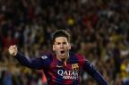 Luiz Zini Pires: aproveite, você está vendo Messi, o Pelé do Século 21 PIERRE-PHILIPPE MARCOU/AFP