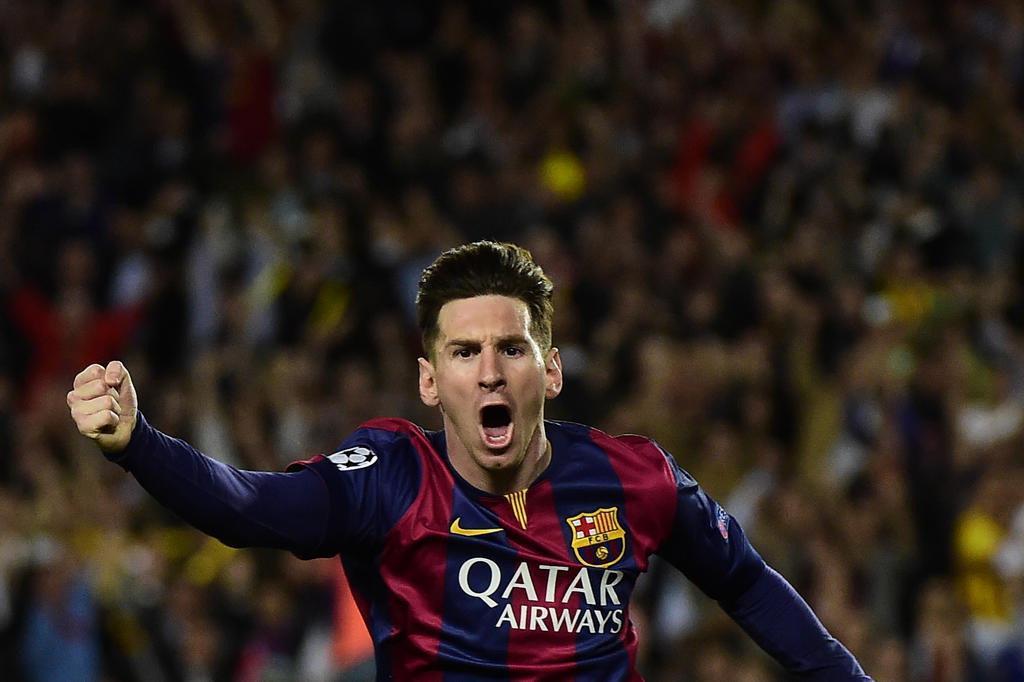 Saiba quais os salários dos jogadores de Barcelona e Real Madrid PIERRE-PHILIPPE MARCOU/AFP
