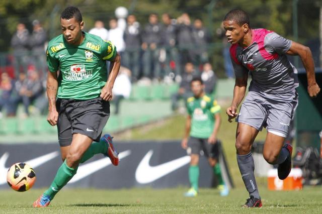 Promessa que rescindiu com a Portuguesa acerta com o Grêmio Rafael Ribeiro/CBF,Divulgação