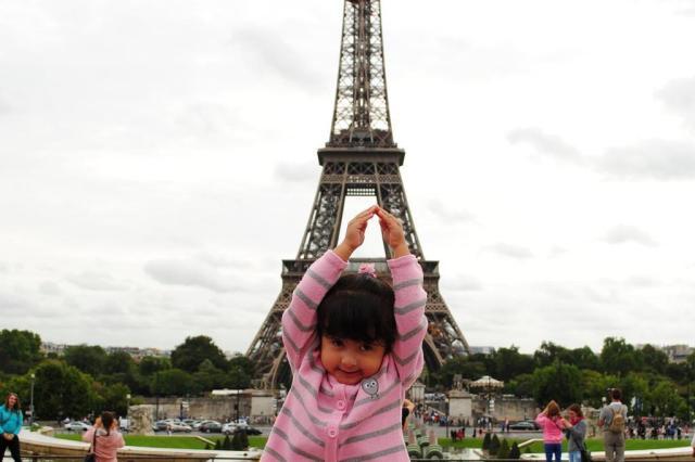 Atrações para encantar as crianças em uma viagem a Paris André Mags/Arquivo Pessoal