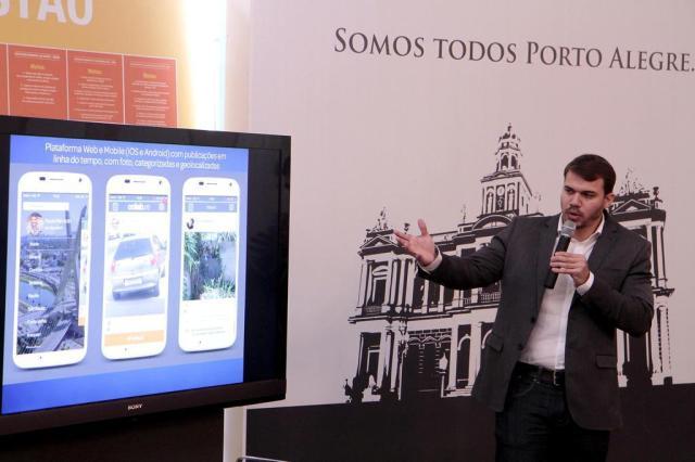 Resultado de imagem para Fala Porto Alegre 156 atualiza forma de resposta ao cidadão