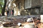 Moradores são notificados por calçadas irregulares em Santa Maria Ronald Mendes/Ag. RBS