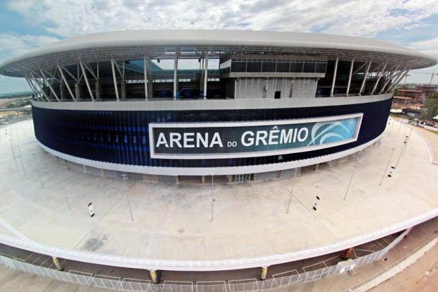 Avançam tratativas para compra da Arena. Grêmio poderá assumir financiamento de R$ 170 milhões  Omar Freitas/Agencia RBS