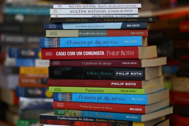 Após debate no Senado, editores e livrarias apoiam lei do preço fixo do livro Mauro Vieira/Agencia RBS