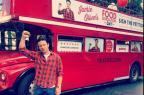 Jamie Oliver promove a campanha educativa Food Revolution Day Instagram/Reprodução