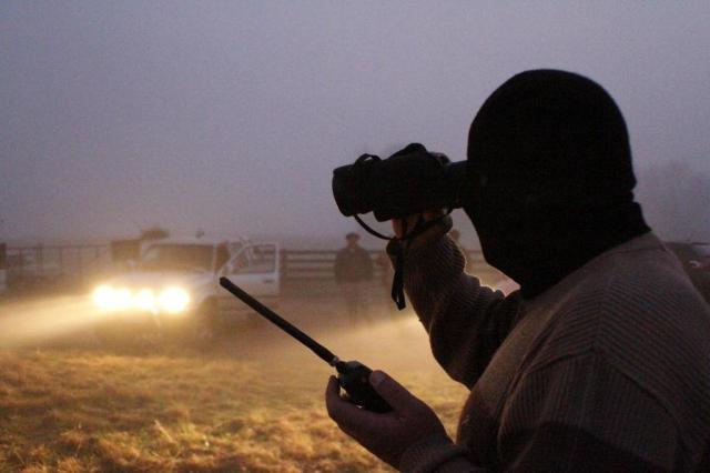 Insegurança faz produtores criarem patrulha para afastar ladrões de gado em Bagé Francisco Bosco/Especial