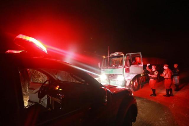 Polícia promete criar até fim de junho equipes-volante para combater abigeato Diego Vara/Agencia RBS