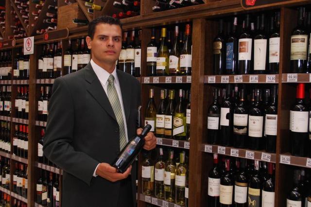 Atendimento vip no mercado vira estratégia para aumentar venda de vinhos no RS Augusto Fidalgo/Divulgação