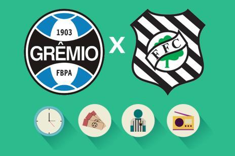 Grêmio x Figueirense: tudo o que você precisa saber para acompanhar a partida (Arte ZH/Agência RBS)
