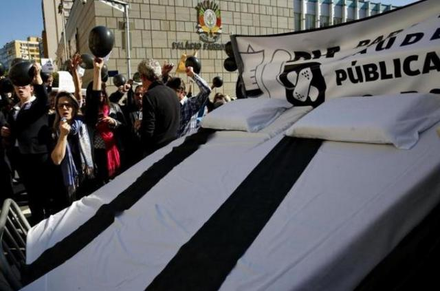 Diante da crise na saúde, deputados gaúchos propõem volta da CPMF Mateus Bruxel/Agência RBS