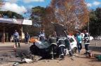 Identificada mulher morta em acidente na ERS-235, em Nova Petrópolis  Jéssica Loesch/Jornal A Ponte/Divulgação/