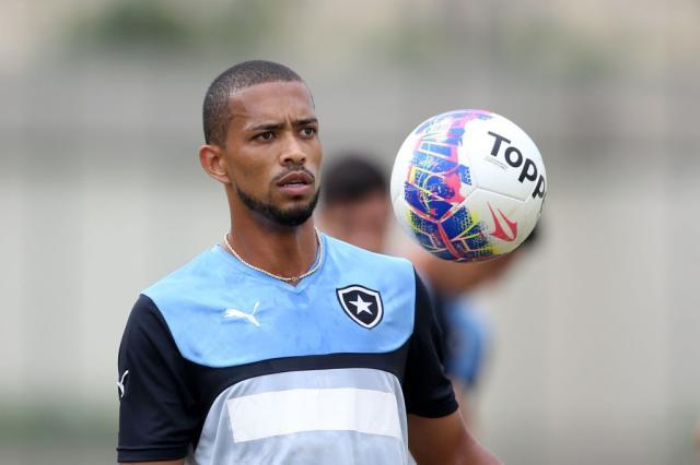 Grêmio faz sondagem ao lateral-direito Luis Ricardo, do Botafogo Satiro Sodre, SSPress/Divulgação