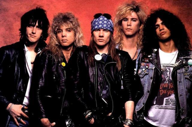 Reunião do Guns N' Roses: Duff McKagan se une a Slash e Axl Rose no Coachella, diz comunicado Divulgação/Guns N' Roses