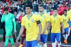 Seleção Brasileira sub-20 vence amistoso contra Portugual em Sidney CBF/Divulgação