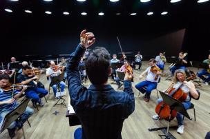 Orquestra da PUCRS apresenta concerto com trilhas de séries de TV nesta quarta-feira  Omar Freitas/Agencia RBS