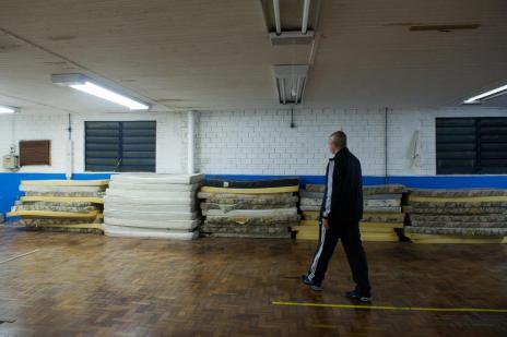 Porto Alegre se prepara para receber refugiados haitianos   (Andréa Graiz/Agencia RBS)