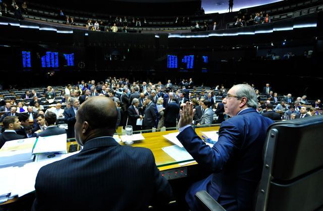 Câmara dos Deputados rejeita o sistema eleitoral distritão Zeca Ribeiro / Câmara dos Deputados/