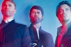 Show do Take That será transmitido em cinema de Porto Alegre reprodução/facebook