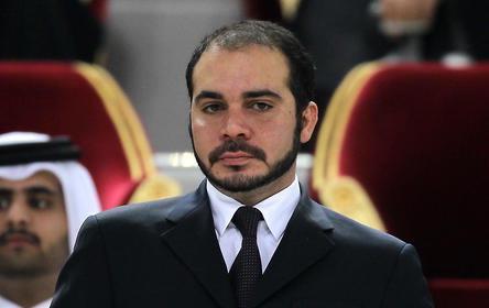 Ali, o príncipe jordaniano que quer ser rei do futebol KARIM JAAFAR/AFP