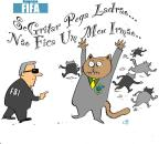 Iotti: se gritar pega ladrão... Iotti/Agencia RBS