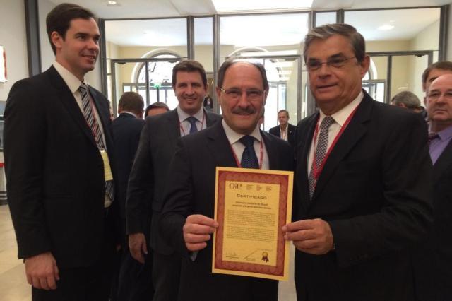 Rio Grande do Sul e Santa Catarina recebem certificado de zona livre de peste suína clássica Rosane de Oliveira/Zero Hora