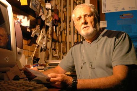 Morre o escritor e letrista Sergio Napp, aos 75 anos (Fernando Gomes/Agencia RBS)