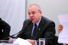 OUÇA: Vilson Covatti (PP) detona possível aliança com o PMDB em 2018 Alexandra Martins/Agência Câmara