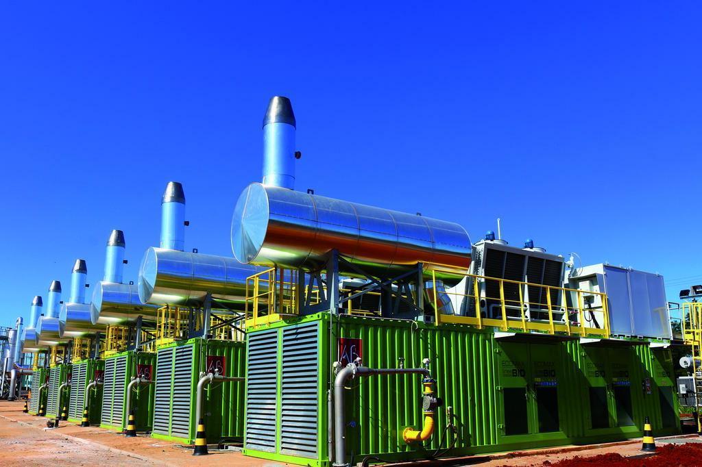 Gás gerado a partir do lixo vira energia no Rio Grande do Sul Erica Marques/Especial