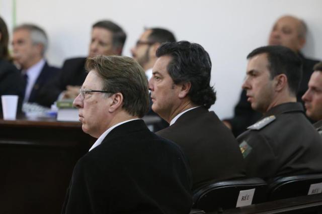 Justiça Militar condena dois bombeiros e absolve seis por fiscalização da boate Kiss Ronald Mendes/Agencia RBS