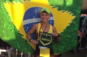 Maria Rita Horn: a ultramaratona mais cobiçada Divulgação/Divulgação