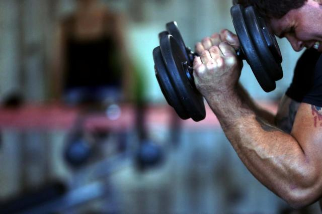 Conheça os erros mais comuns que atrapalham o desempenho na musculação Charles Guerra/Agencia RBS