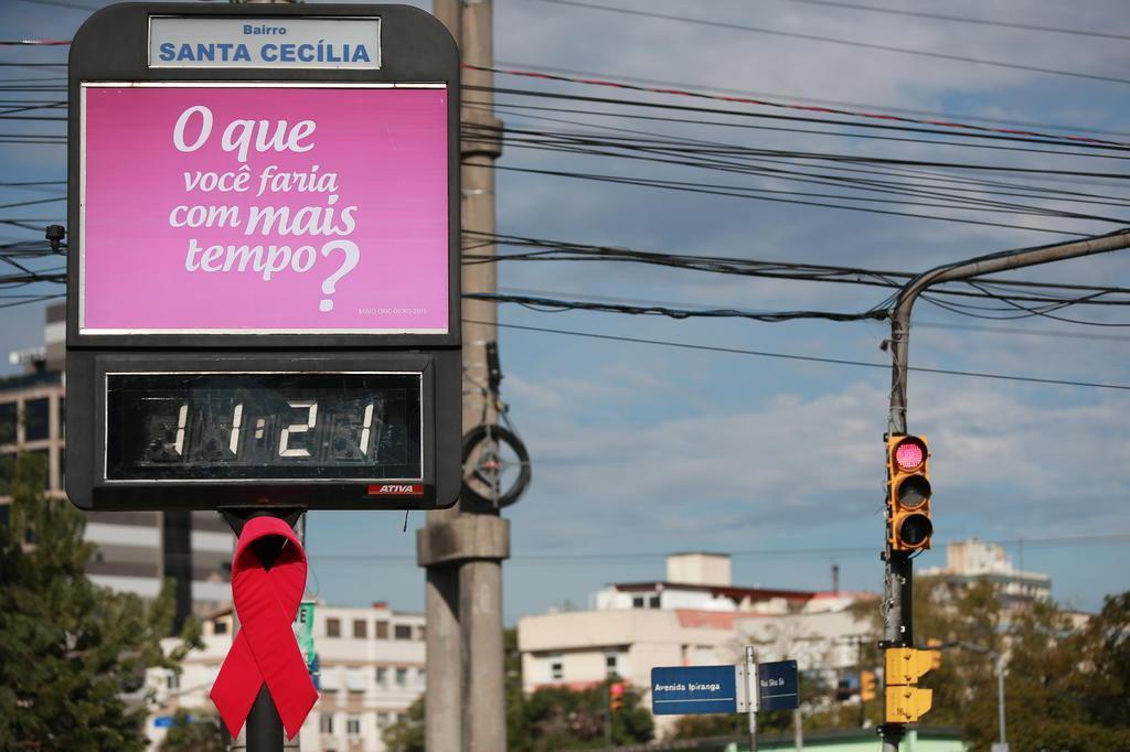 Quase metade dos brasileiros desconhece o câncer de mama metastático Diego Vara/Agencia RBS