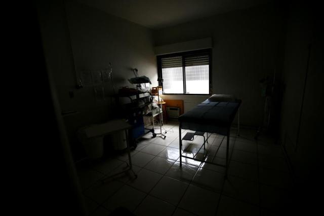 Hospitais que atendem pelo SUS agonizam no Estado Carlos Macedo/Agencia RBS