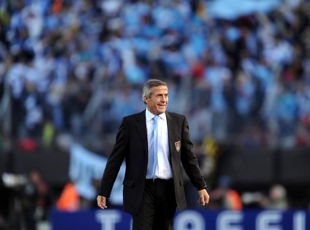 Uruguai tenta controlar a ansiedade antes de encarar o Brasil AUF/Divulgação