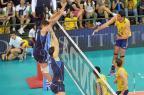 Brasil vence a Itália por 3 sets a 0 pela Liga Mundial  Federação Internacional de Voleibol/Divulgação