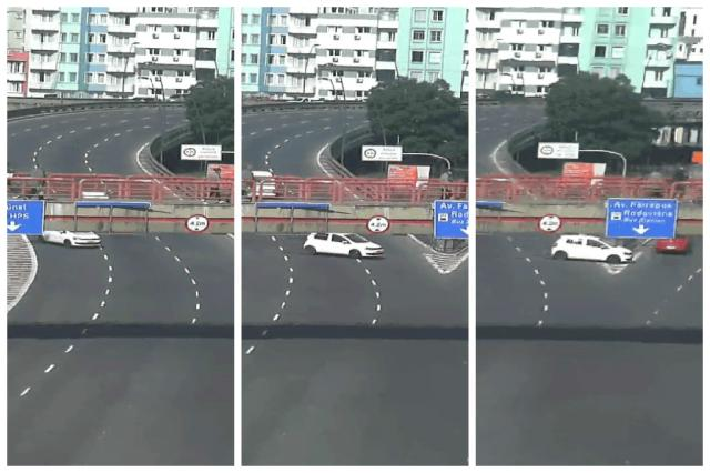 Como a EPTC vai usar as câmeras para multar nas ruas de Porto Alegre Montagem sobre imagens da EPTC/Divulgação