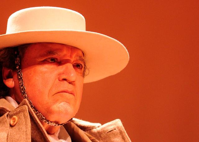 Morre o tradicionalista Nico Fagundes, aos 80 anos, em Porto Alegre Ricardo Duarte/Agência RBS