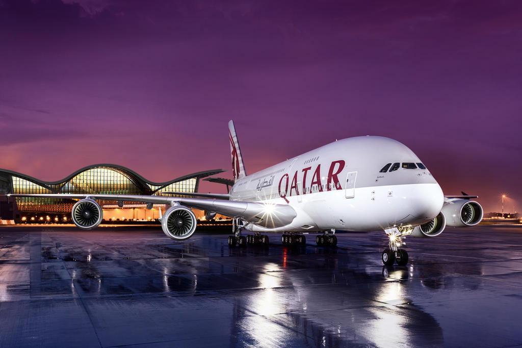 Confira as melhores empresas aéreas do mundo em 2017 Qatar Airways/Divulgação