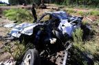 Motorista morre em colisão contra caminhão tanque na BR-116 Ronaldo Bernardi/Agencia RBS