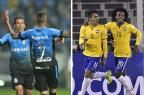Wianey Carlet: sábado de prova para o Grêmio e para a Seleção Brasileira Arte ZH/Agência RBS