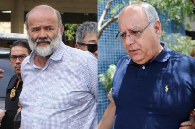 João Vaccari Neto e Renato Duque são condenados na Lava-Jato Geraldo Bubniak/Estadão Conteúdo