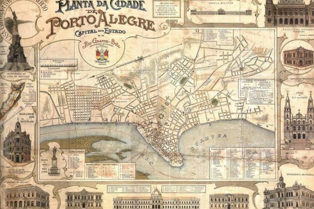 Primeiro Registro de Imóveis de Porto Alegre comemora 150 anos Reprodução/Reproduçção