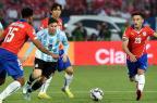 Definição de salário com Aránguiz é único entrave para transferência ao Leicester PABLO PORCIUNCULA/AFP
