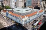 Obras no Mercado Público de Porto Alegre