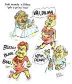 Marco Aurélio: pôe o pé na rua, Dilma! (marco aurélio/Agencia RBS)