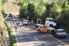 Carro-forte é atacado na ERS-122, em Flores da Cunha Porthus Junior / Agência RBS/