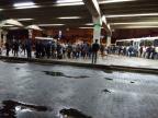 Motoristas e cobradores de ônibus paralisam linha T6 Rodoviários em Luta/Divulgação