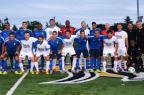 Seleção masculina de futebol goleia time canadense antes de estreia no Pan Zoran Kukic/CBF/Divulgação/